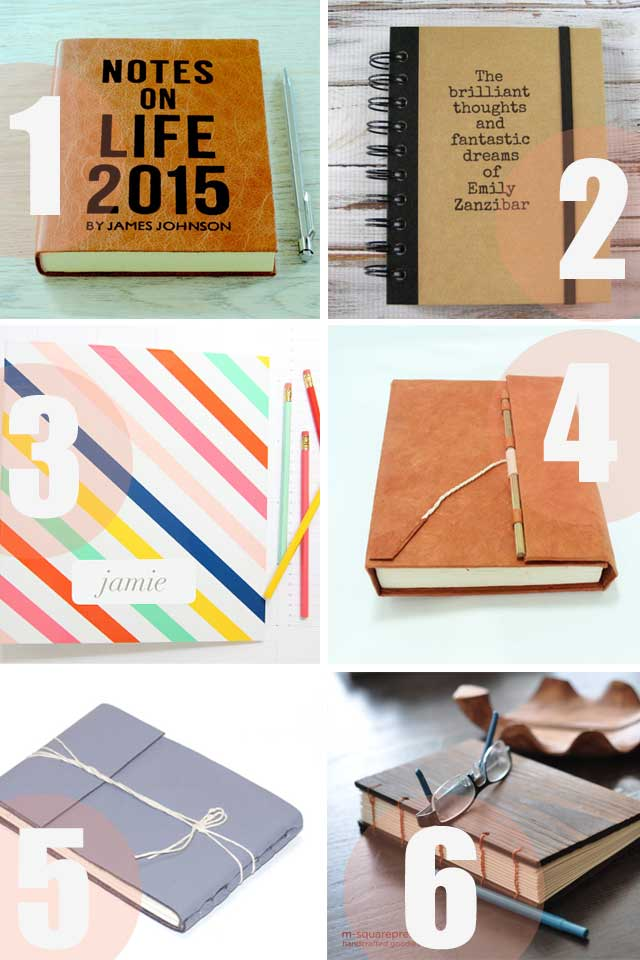 Some Journals for starting 2015 | Gets Me Every Time